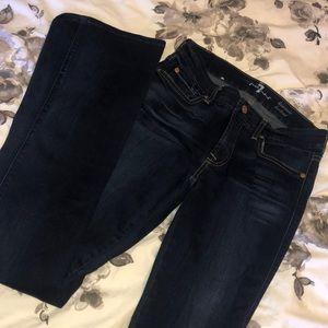 Kimora Bootcut 7 Jeans